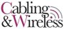 Cabling & Wireless Sticky Logo