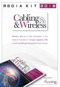 Media Kit advertising Cabling & Wireless